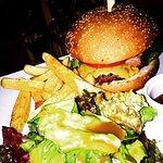 burger kai auga patates staka !!!