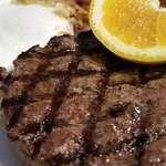 Hamburger Steak and Eggs