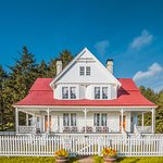 Front of Innkeepers House (the Bed & Breakfast)
