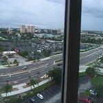 Vista del International Drive desde el piso 16