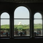 View from the Oberoi