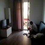 Foto de Apartamentos Senabre Palais