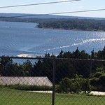 Backyard view Lakeview Lodge