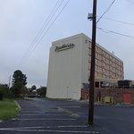 Highway side of Charleston Airport Hotel
