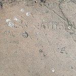 Etching on Rocks at Lake Superior, MN