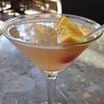 Pineapple Cake Martini