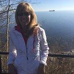 Great views of Lake Superior!