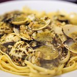 Linguini White clams