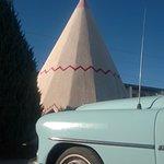 Wigwam Motel Foto