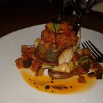 OHHHH this blue nose Sea Bass was just amazing!
