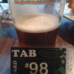 Bar Tab card - do not do this
