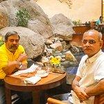 Taj Deccan lunch