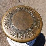 Hynes Lookout marker