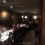 Ambience inside Geranio Restaurant