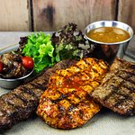 Meat Machine Steak