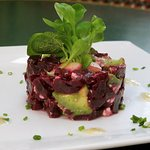 BCN beet salad melts in your mouth!