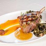 Grilled Heritage Pork Chop