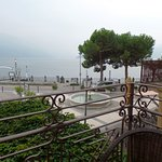 Breakfast Room view of Lake Como