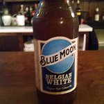 My favorite beer, nice and cold.