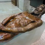 3D statue of Christ based on the Shroud Image