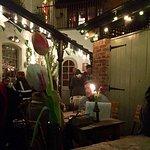 The late night Beer garden !