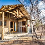 The chalet (Photo by Drive South Africa, #TrekSouthAfrica)