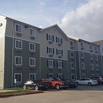 WoodSpring Suites Houston La Porte Foto