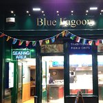Foto de Blue Lagoon Fish & Chips