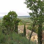 View overlooking valley