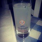 Raise a glass of Ouzo!!! @ Santa Barbara