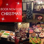 Great place to celebrate Christmas with family, friends or work colleagues!