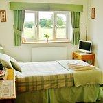 Single room 3 overlooking fields