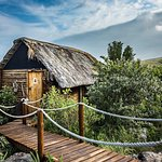 The cabins (Photo by Drive South Africa, #TrekSouthAfrica)