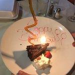 Birthday slice