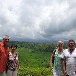 Die Familien Demisch und Gobat unterwegs in Ostbali mit Wayan