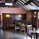Foto de The Crewe Arms Hotel Restaurant