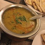 A curry with beans but I forgot the exact name!