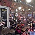 Breakfast in the barn on weekends!