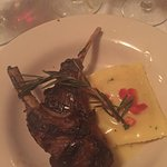 The most AMAZING lamb chops!!