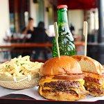 The K Burger