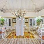 Bamboo Restaurant, Tortuga Bay Hotel.