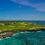 Corales Golf Course, Puntacana Resort & Club.