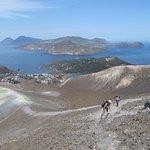 Scalata al Cratere Foto