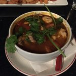 Tong Yum Soup - Fantastic!!