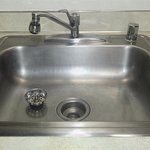 THIS IS A CLEAN SINK!