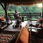 """our table"" at Burma Bar"