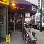 Mario's coffee shop