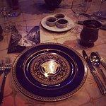 Nice Plate setting