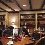 Dining room at Ebenezer's Tavern