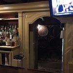 bar area at Ebenezer's Tavern